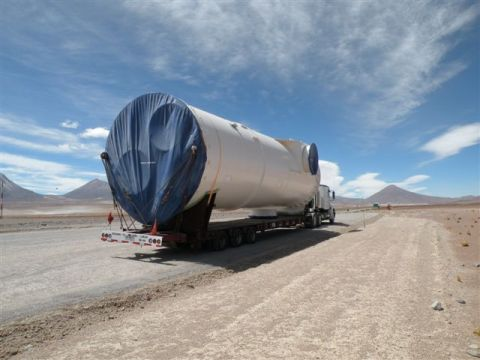 Power Plant Extension For Collahuasi Mine / Chile