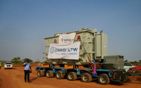 Power Plant for Guinea-Bissau